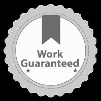 work-guaranteed-badge