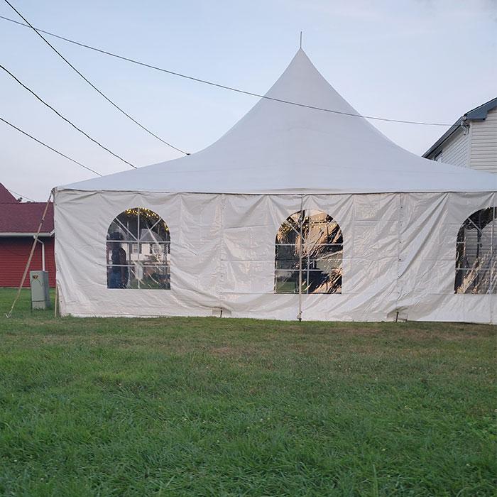 tent rental image